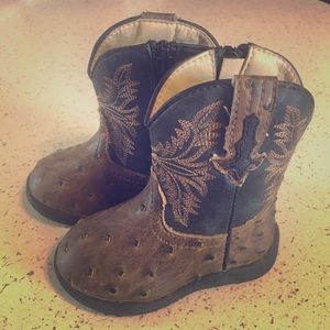 Roper Toddler Size 4 boots